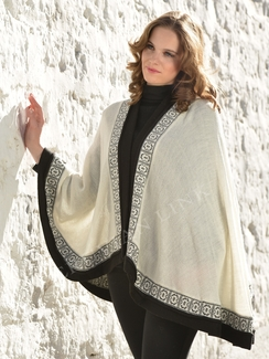 Photo of Nazca Alpaca Cape
