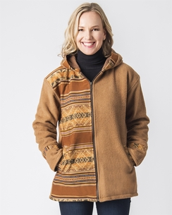 Cusco Alpaca Jacket