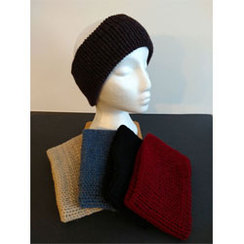 Alpaca Ear Warmers