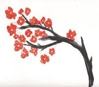 Cherry Blossom Alpacas, LLC - Logo