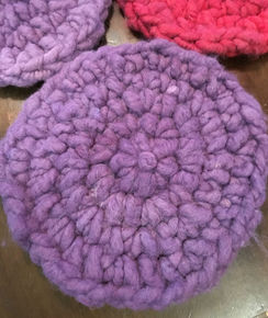Photo of Handmade ~ Alpaca Chair Pad