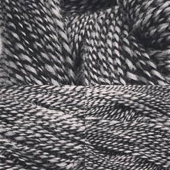 Photo of HandSpun - Silver Streak