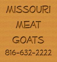 Missouri Meat Goats - Logo