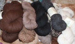 100% Natural Alpaca Yarn