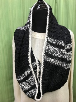 Photo of Suri & Silk Cowl Scarf, Original by Cora
