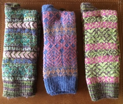 Alpaca Socks Jacquard