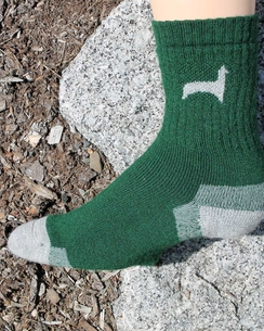 Photo of Alpaca Hunter Socks