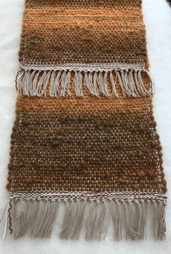Photo of Cindy's Handwoven Table Runner