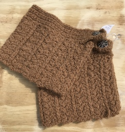 Photo of Alpaca Boot Cuffs