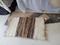 Photo of alpaca rug