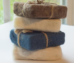 Photo of Felted Soaps