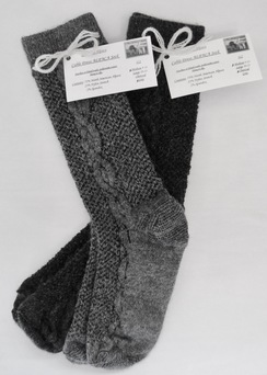 Photo of SOCKS: 75% Alpaca DRESS Sock: WOMEN's