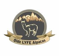 Olde LYFE Alpacas - Logo