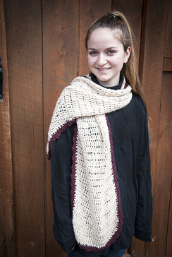 Photo of Crocheted Wrap