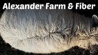 Alexander Farm, Fibers, and MORE! - Logo