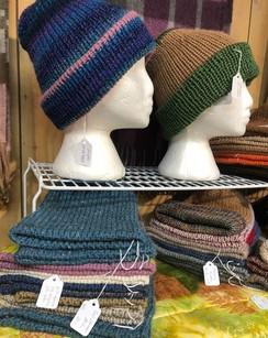 Photo of Alpaca Hats Double Knit  ON SALE