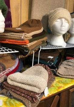 Alpaca Hats Double Knit