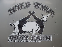Wild West Goat Farm - Logo