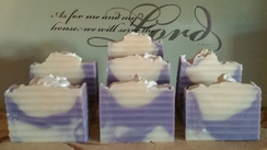 Photo of Lavender Coconut Milk Hand Crafted Soap