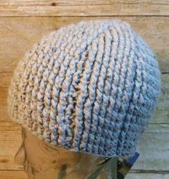 Photo of Highland Winter Sky Crochet Cap