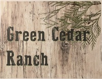 Green Cedar Ranch - Logo