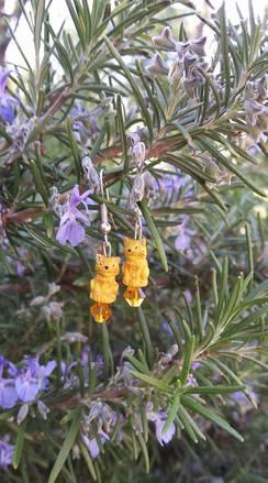 Photo of Marmalade Earrings