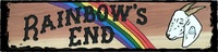 Rainbow's End Goat Ranch - Logo