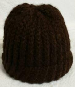 Yummy Chocolate Baby Hat