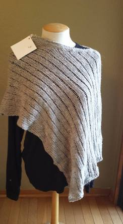 Photo of Beige Poncho