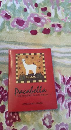 Pacabella Herbal Bath Grains