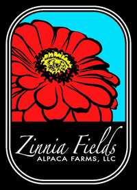 Zinnia Fields Alpaca Farms, LLC. - Logo