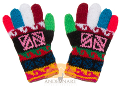 Fiesta Gloves for Children