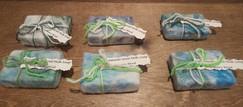 Photo of Handmade Rosemary Mint Goat Milk Soap