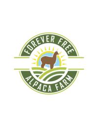Forever Free Alpaca Farm  - Logo