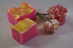 Photo of Rose Gold Soap, party favors and gifts