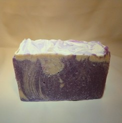 Lavender Scent Handcrafted Soap