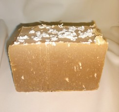 Island Coconut Scent Handcrafted Soap
