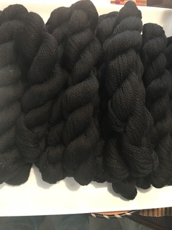 "Photo of Yarn ""Isabella"" huacaya & 5% merino"