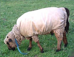 Alpaca/sheep covers (used)