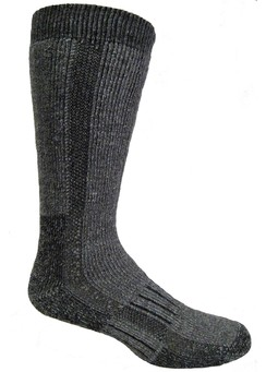 Photo of Alpaca Extra Heavy Boot Length Socks