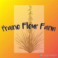 Prairie Fleur Farm - Logo