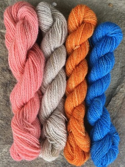 Photo of Mini Skein Set - Bird of Paradise