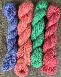 Photo of Mini Skein Set - Cornflowers