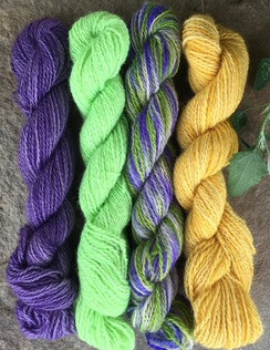 Photo of Mini Skein Set - Giant Allium