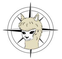 Compass Rose Ranch - Logo