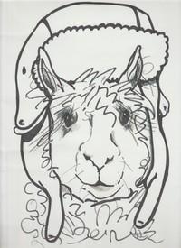 Always-Chillin Alpacas - Logo