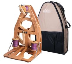Joy Ashford Spinning Wheel 2 & Carry Bag