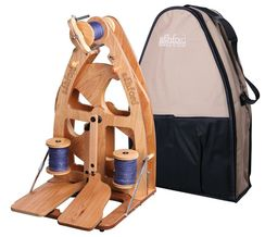Joy Ashford Spinning Wheel 2/ Carry Bag