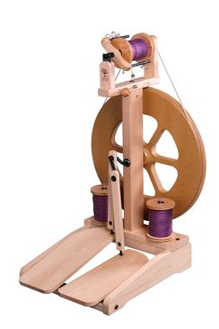 Kiwi Spinning Wheel 2 Natural