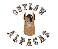 Outlaw Alpacas - Logo